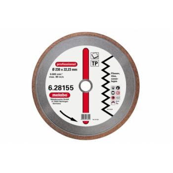 Алмазний отрезной круг METABO для плитки (628153000)
